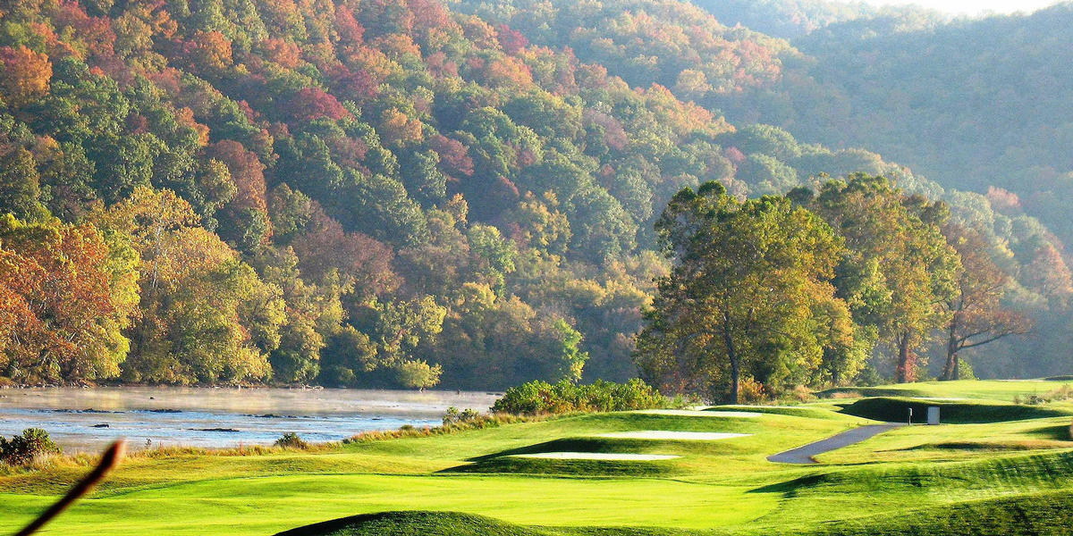 Pete Dye River Course golf course